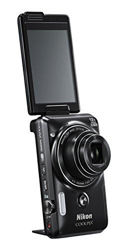 Nikon デジタルカメラ COOLPIX S6900 12ズーム 1602万画素 リッチブラック S6900BK