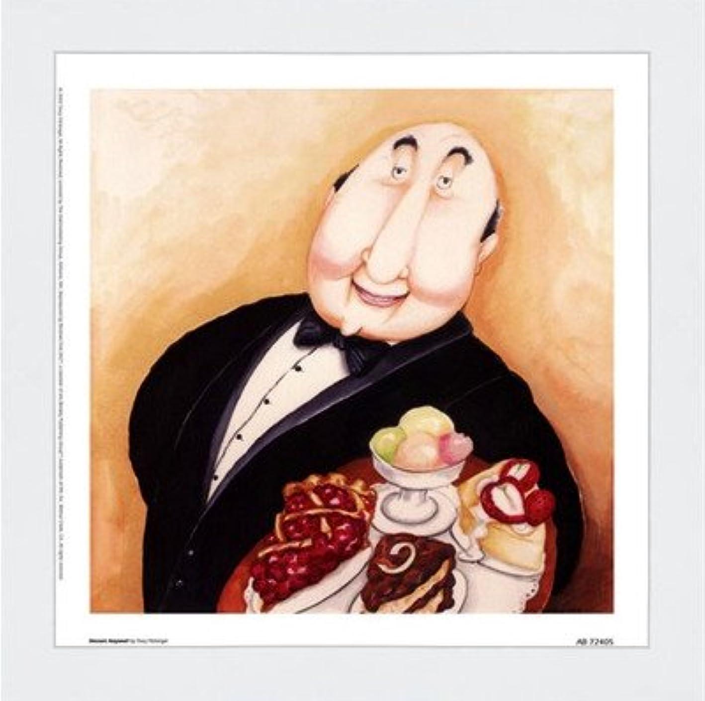 ファイアル栄光のぬれたデザートAnyone by Tracy Flickinger – 9 x 9インチ – アートプリントポスター LE_468077-F8989-9x9