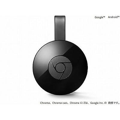 【Google】Chromecast GA3A00133A16Z01 [ブラック]