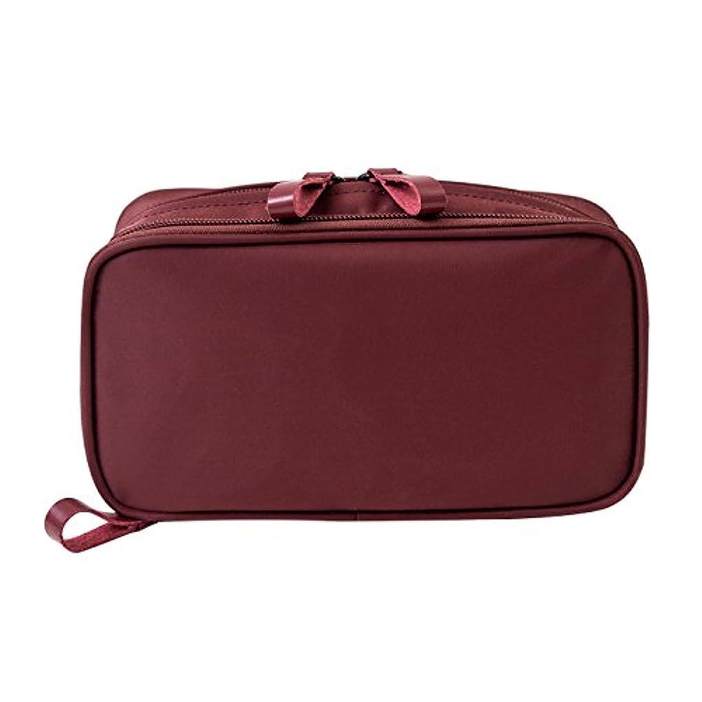 ナットすき安らぎParaPace 化粧ポーチ 化粧品 小物用収納ポーチ 雑貨 小物入れ 防水 携帯 便利