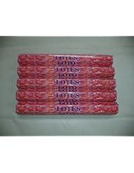Hemロータス100 Incense Sticks ( 5 x 20スティックパック)