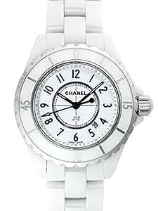 (シャネル) CHANEL 腕時計 J12 H0968 ホワイト レディース [並行輸入品]
