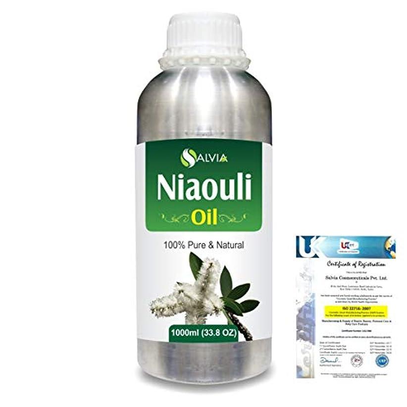 検出器混乱した時期尚早Niaouli (Melaleuca Viridiflora) 100% Natural Pure Essential Oil 1000ml/33.8fl.oz.