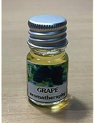 5ミリリットルアロマグレープフランクインセンスエッセンシャルオイルボトルアロマテラピーオイル自然自然5ml Aroma Grape Frankincense Essential Oil Bottles Aromatherapy...