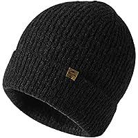 Triwonder Winter Knit Beanie Skull Cap Wool Warm Slouchy Hat Watch Hat Men Women