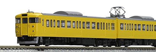 TOMIX Nゲージ 115 300系 岡山電車区D編成 黄色 セット 98227 鉄道模型 電車