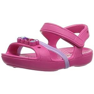 [クロックス] クロックス リナ サンダル キッズ 204030 Candy Pink C5(13.0cm)