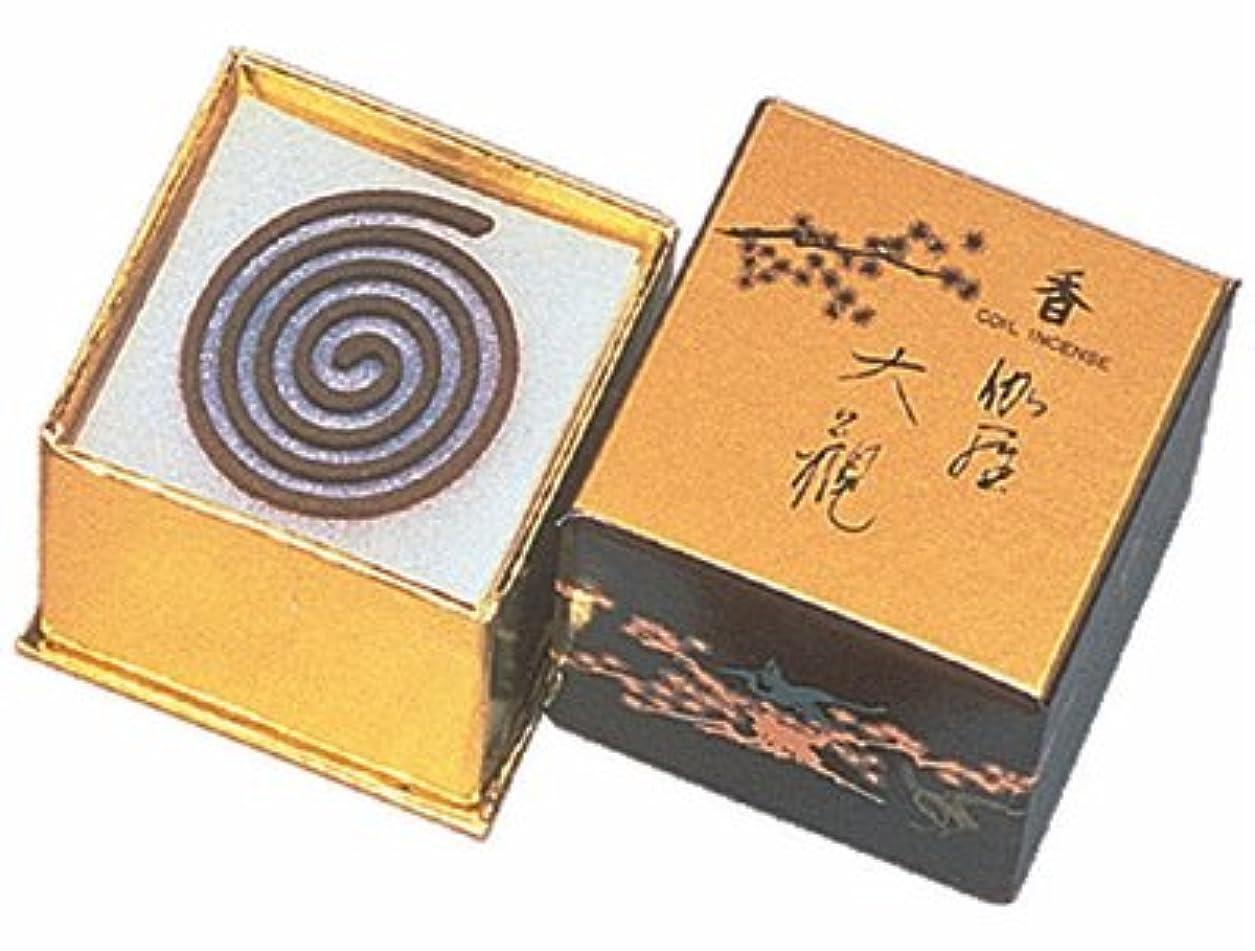 トロピカル砂刺繍伽羅大観 コイル12巻