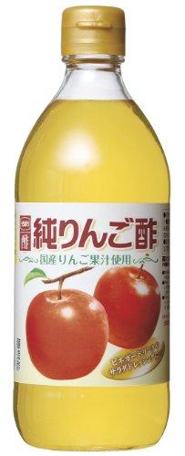 内堀醸造 純りんご酢 500ml