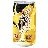 【ケース販売】デコポンチューハイ 350ml×24本