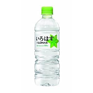 コカ・コーラ い・ろ・は・す 天然水 555ml×24本