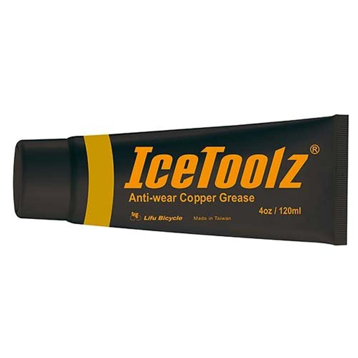 通信網お酢お酢IceToolz(アイスツールズ) C172 カッパーグリース 120ml