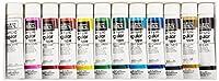 リキテックス アクリル絵具 リキテックスカラー レギュラータイプ 12色セット ミキシング 60ml(2OZ)