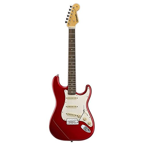 edwards エドワーズ E-ST-125ALR Candy Apple Red ストラトタイプ エレキギター