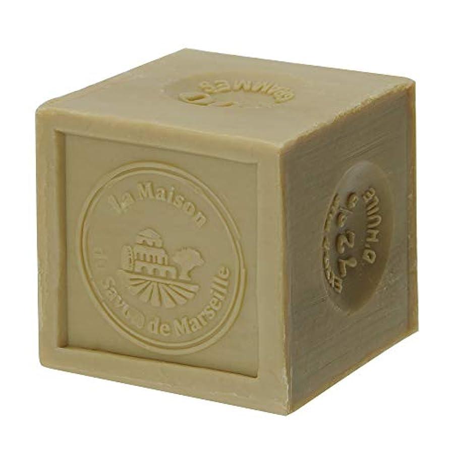 ヘクタール敬意先行するノルコーポレーション マルセイユ石鹸 オリーブ UPSM認証マーク付き 300g MLL-3-1