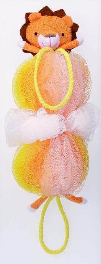 有力者教科書肥沃なマーナ ボディースポンジ 「背中も洗えるシャボンボール」 ライオン B876Y