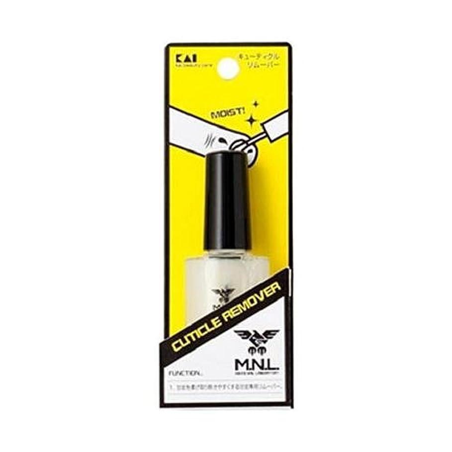 お香分析敬意を表するM.N.L キューティクルムーバー HC−2113