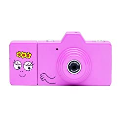 Swimming Fly Sominin BARBAPAPA ベル USB型3wayトイデジタルカメラ SF-CAM-014