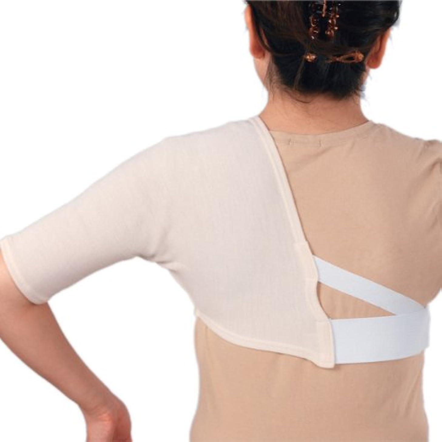 すべて分析する監査ウールウォーマー NO.3110 肩保温用 フリー