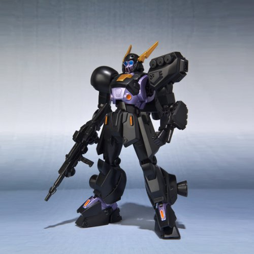 魂ウェブ限定 ROBOT魂<SIDE MS> デナン・ゲー(ブラック・バンガード仕様) 機動戦士ガンダムF91 [おもちゃ&ホビー]