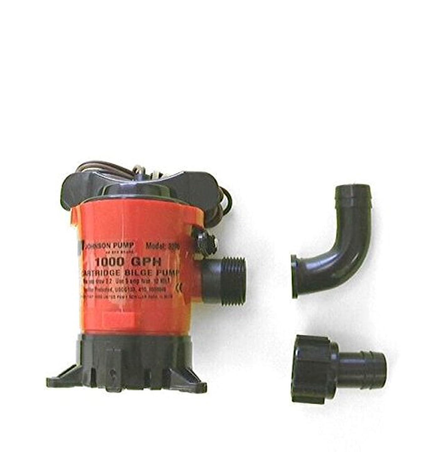 タイル発生器アクションビルジポンプ JOHNSON 1000GPH 並行輸入品