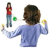 キッズ子供2 Player速度ボールジャンボPull Drawグリップおもちゃ楽しいゲームアウトドア