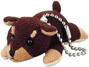 ELECOM KCT-DOG1S 動物クリーナー(ドーベルマン)<Chibi Groomy>