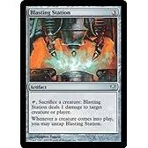 マジック:ザ・ギャザリング 【英語】 【フィフス・ドーン】 【Foil】 爆破基地/Blasting Station