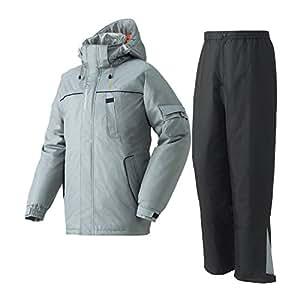 ロゴス(LOGOS) リプナー 防水防寒スーツ・エバンス 30361210 グレー 3L
