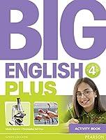 Big English Plus 4 Activity Book: Big English Plus 4 Activity Book 4