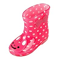 Zhuhaitf 高品質 レインブーツ High Quality Kids Unisex Waterproof Rainboots/Rain Boots