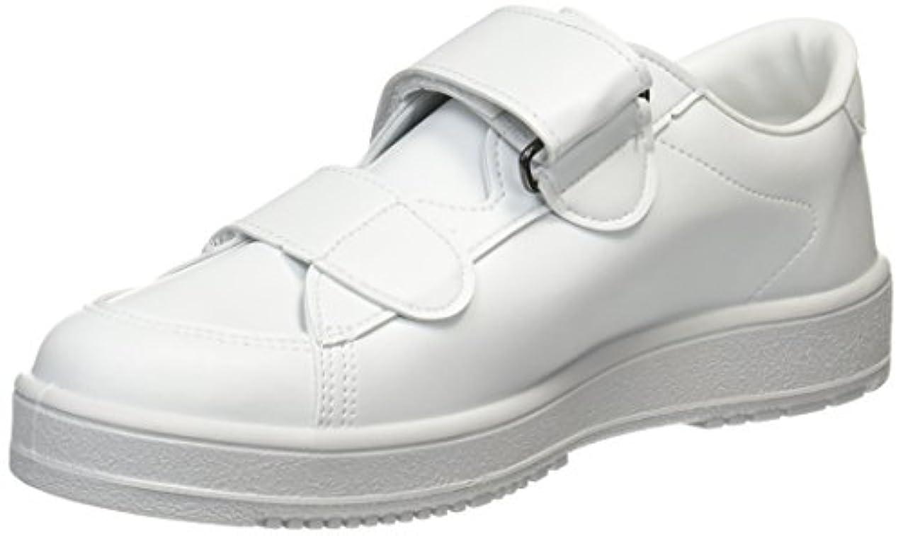 見せます思慮深いピルファー[ムーンスター] ムーンスター メンズ/レディース リハビリ 介護靴 片足販売 Vステップ03 Vステップ03(右足のみ) ホワイトA 26 cm 3E