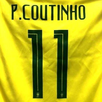 ≪クリックポスト≫大人用 A012 ブラジル P.COUTI...