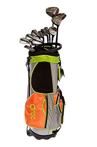 DROC–DROC署名シリーズメンズ13点ゴルフクラブセット&ゴルフバッグRH