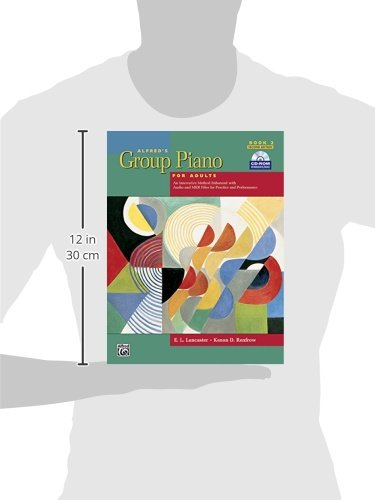 『Alfred's Group Piano for Adults: Book 2』の2枚目の画像