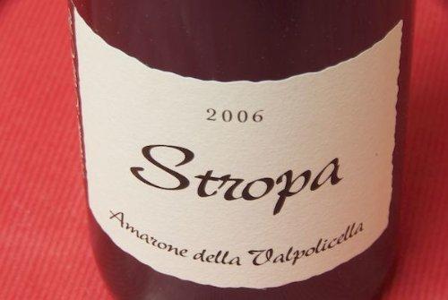 モンテ・ダッローラ / アマローネ・デッラ・ヴァルポリチェッラ・クラッシコ・ストローパ [2006]