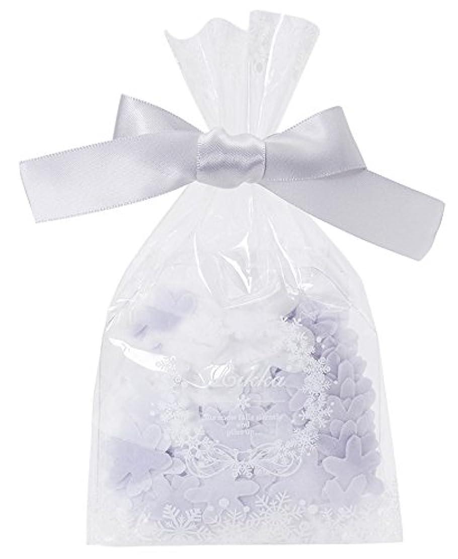にマイナー一緒ノルコーポレーション 入浴剤 バスペタル RIKKA コットンシュガーの香り OB-RIA-3-1