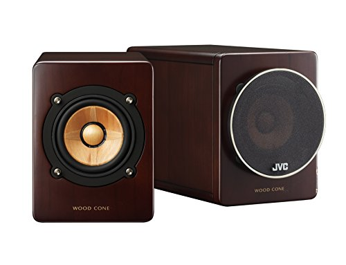 [해외]JVC 북셀프 스피커 SX-WD9VNT [쌍]/JVC book shelf speaker SX - WD 9 VNT [pair]