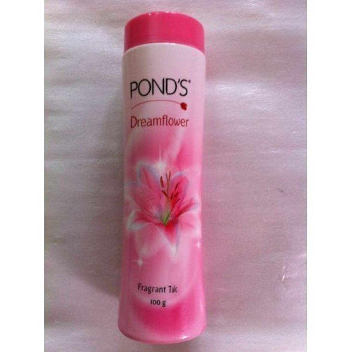 強制ベーリング海峡トランザクションPonds Dreamflower Magic Face Talcum Powder Skin Brightening Talc 100G X 2 =200G by Ponds Dreamflower Talc