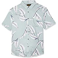 Wrangler Men's GARAGELAND Shirt Tonal Palms