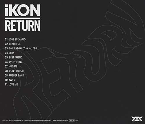 Details about IKON-RETURN-JAPAN DIGI From japan