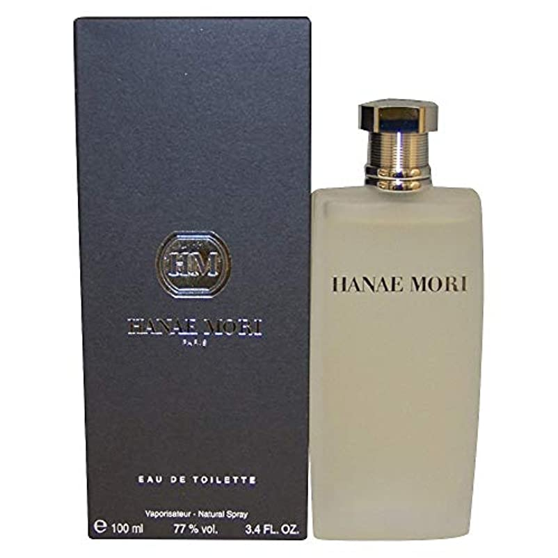 レタッチリスナー悲しいことにHanae Mori Men by Hanae Mori Eau De Toilette Spray 100ml