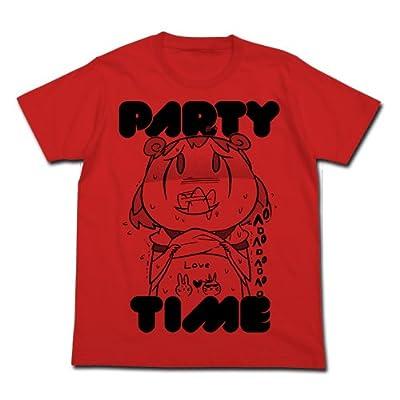 あいまいみー ペロペロ麻衣Tシャツ フレンチレッド サイズ:M
