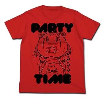 あいまいみー ペロペロ麻衣Tシャツ フレンチレッド サイズ:XL