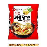 【ノンシム/農心】 海鮮湯麺(ヘムルタンミョン)