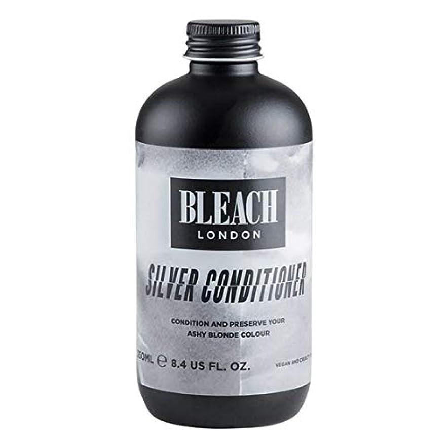 ひも継続中疑問に思う[Bleach London ] 漂白ロンドン銀コンディショナー250Ml - Bleach London Silver Conditioner 250ml [並行輸入品]