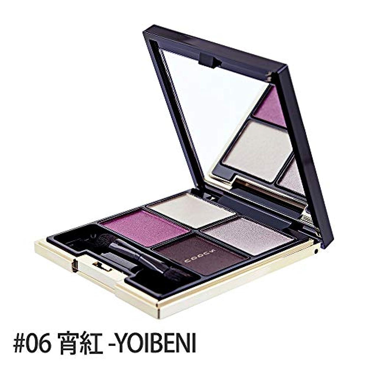 SUQQU(スック) デザイニング カラー アイズ #06 宵紅 YOIBENI [並行輸入品]