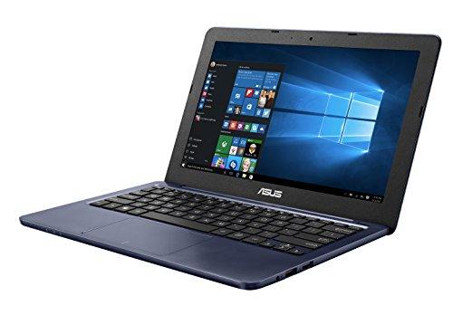 ASUS ノートブック (WIN10 Home 64Bit / インテル Celeron N3050 / 11.6インチワイド / 2G / 500G / ダークブルー) R206SA-FD0001T