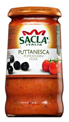 サクラ チェリートマトソース プッタネスカ 350g