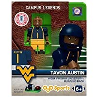 West Virginia NCAA OYO Minifigure Tavon Austin [並行輸入品]